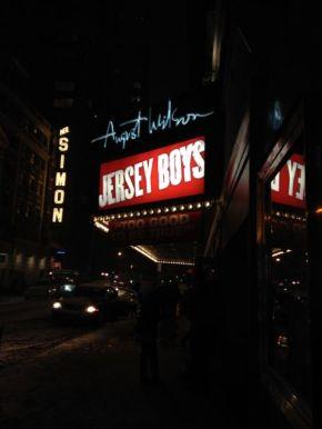 Jersey Boys!