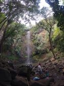 Sacred Waterfall