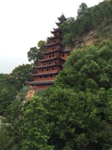 red-pagoda