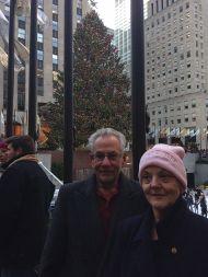 Liz and John