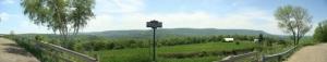 Wright's View Pennsylvania